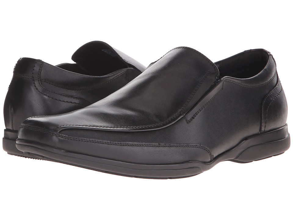 Kenneth Cole Reaction - Rem-Arkable (Black) Men's Slip on Shoes