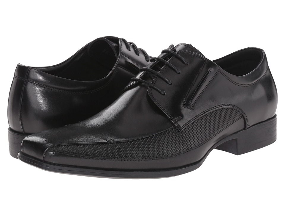 Kenneth Cole Reaction - Self Review (Black) Men's Lace up casual Shoes