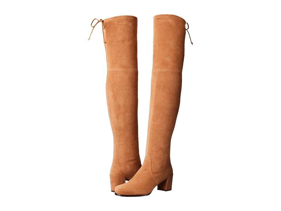 Stuart Weitzman - Hinterland (Toffee Suede) Women's Boots