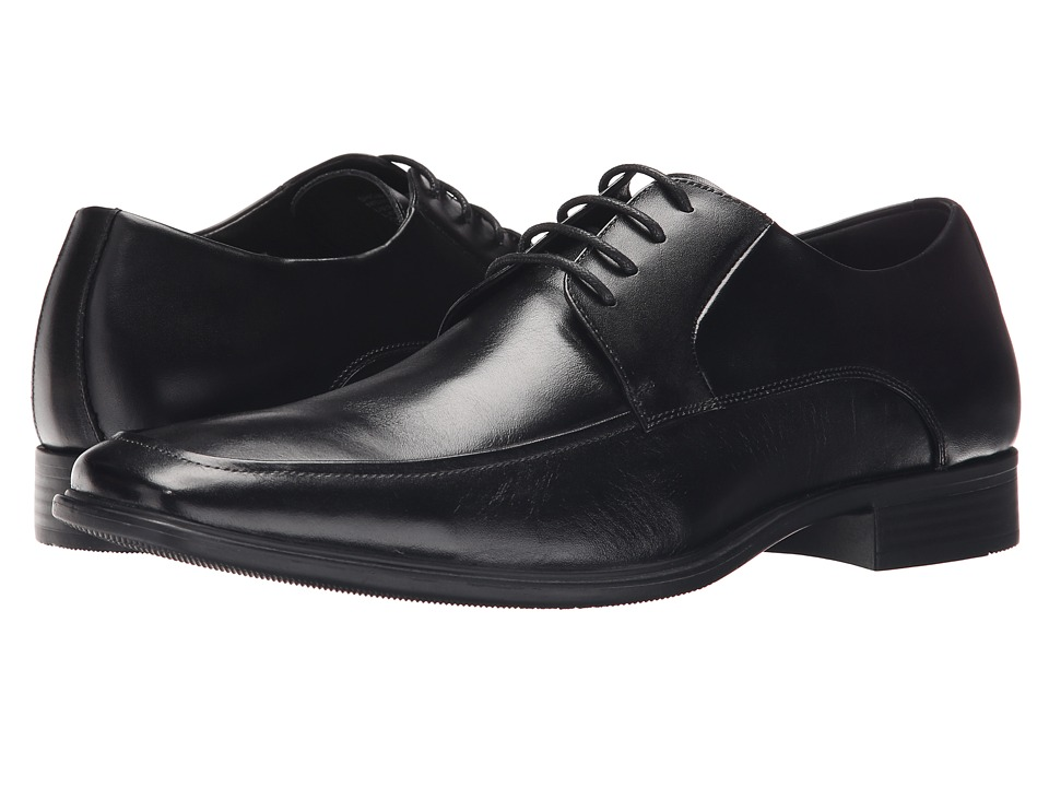 Kenneth Cole Reaction - Show Biz (Black) Men's Lace up casual Shoes