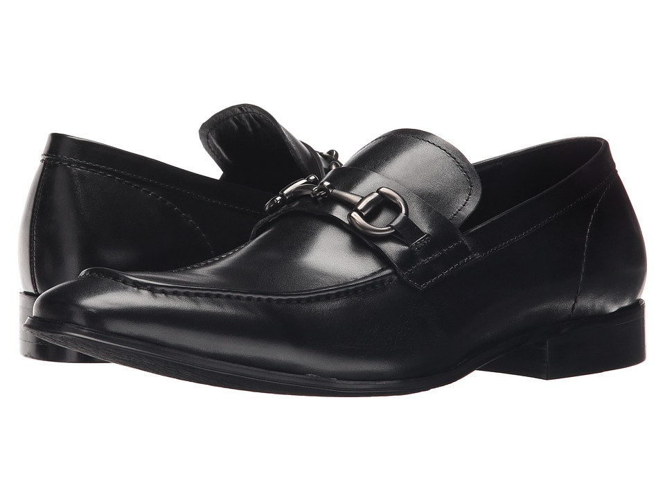 Kenneth Cole Reaction - Switch It Up (Black) Men's Slip on Shoes