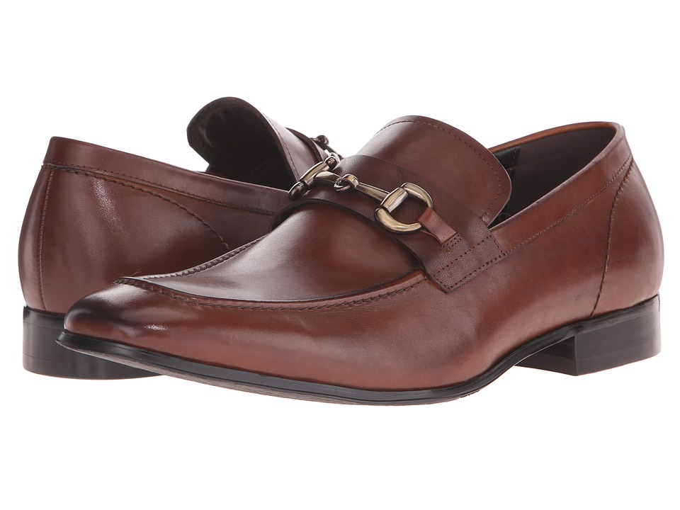 Kenneth Cole Reaction - Switch It Up (Cognac) Men's Slip on Shoes