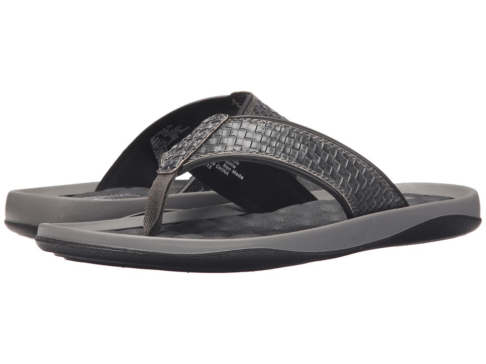 Kenneth Cole Reaction - Go Four-Th (Grey) Men's Sandals