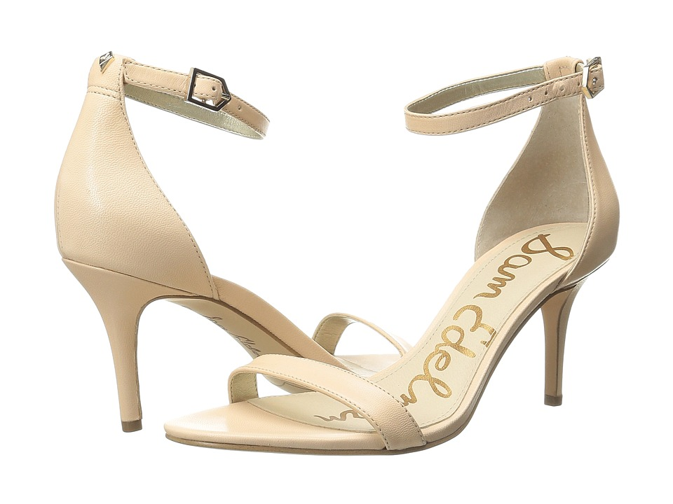 Sam Edelman - Patti (Soft Nude Talco Kid Leather) High Heels