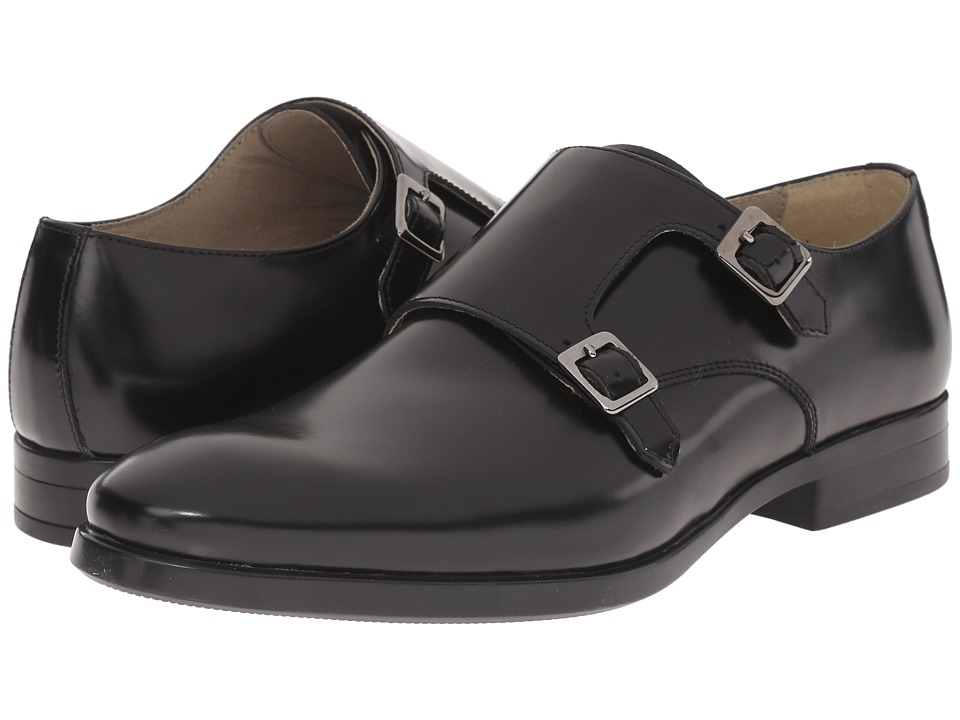 Kenneth Cole Reaction - Lash Back (Black) Men's Slip on Shoes