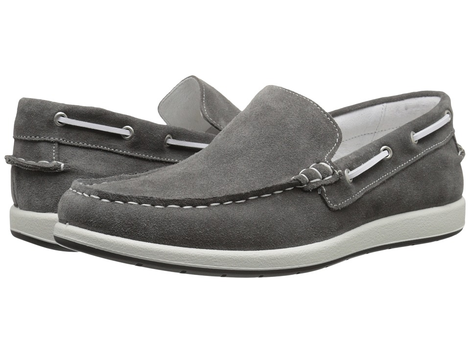 Kenneth Cole Reaction - Snooze U Lose (Grey) Men's Slip on Shoes