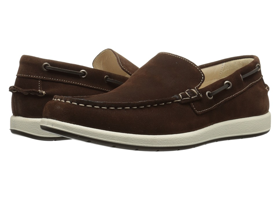 Kenneth Cole Reaction - Snooze U Lose (Brown) Men's Slip on Shoes