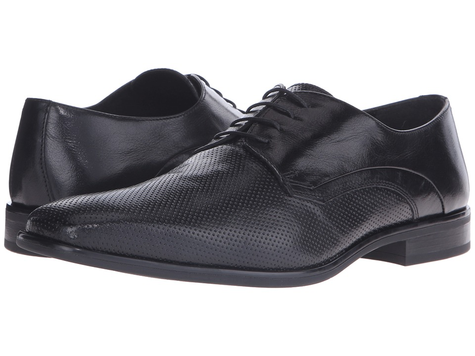 Kenneth Cole Reaction - Very Recent (Black) Men's Lace up casual Shoes