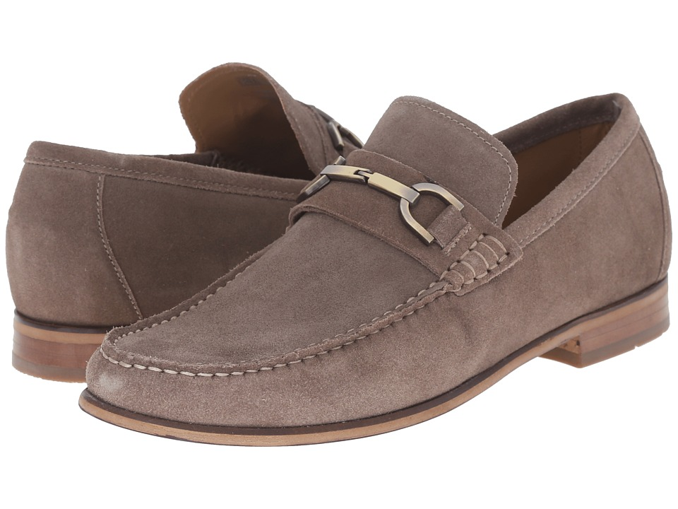 Kenneth Cole Reaction - Fun House (Taupe) Men's Slip on Shoes