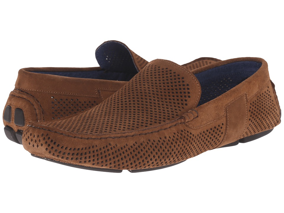 Kenneth Cole Reaction - Next Step (Tobacco) Men's Slip on Shoes