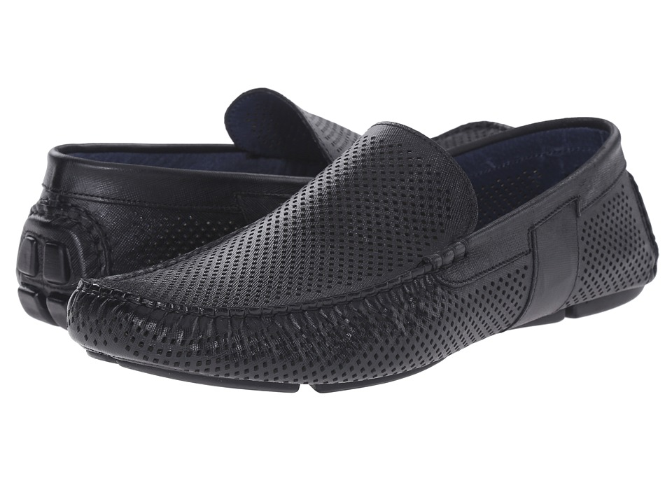 Kenneth Cole Reaction - Next Step (Black) Men's Slip on Shoes