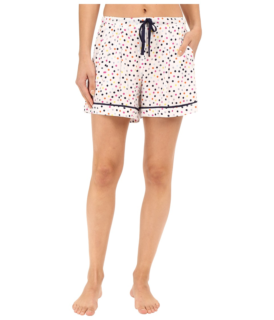 DKNY - City Break Boxer (White Multi Dot) Women's Pajama