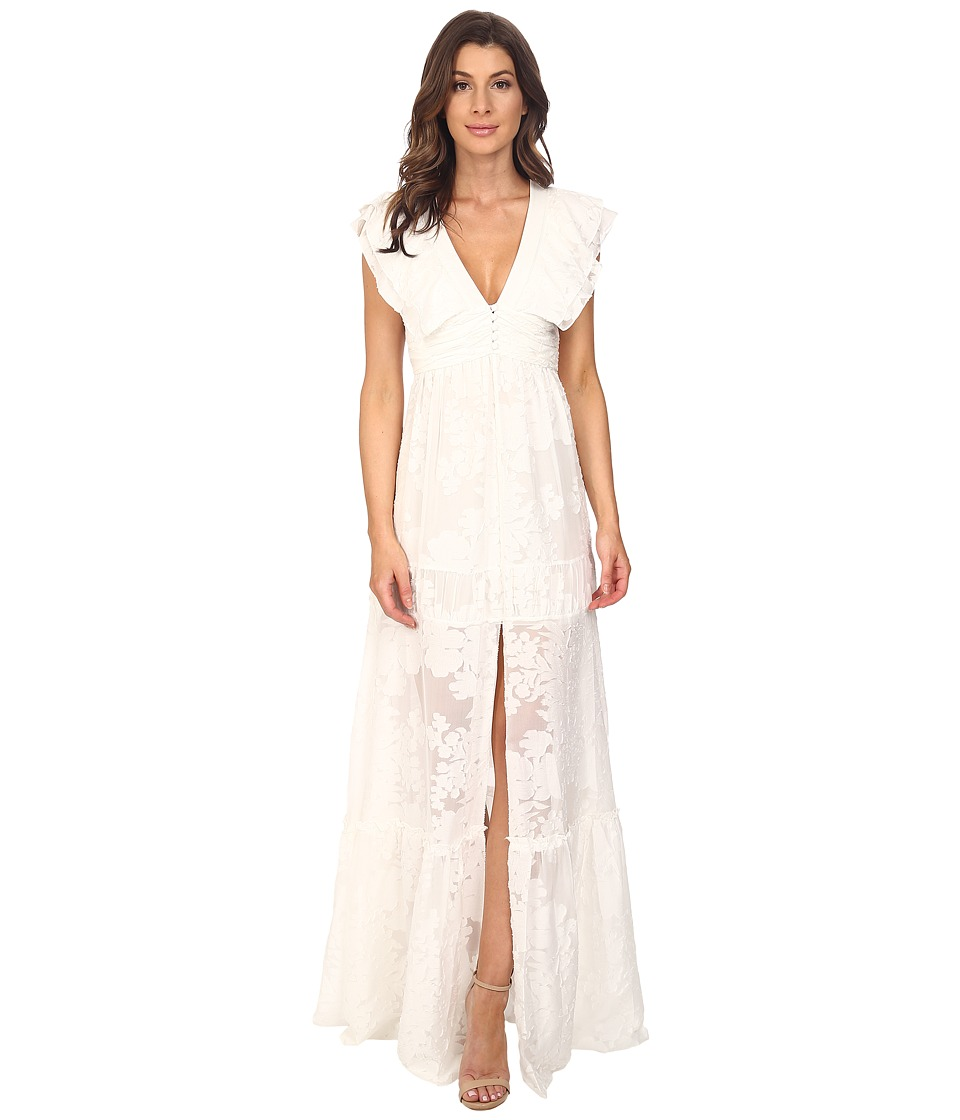 Rachel Zoe - Rory Maxi (Ecru) Women's Dress