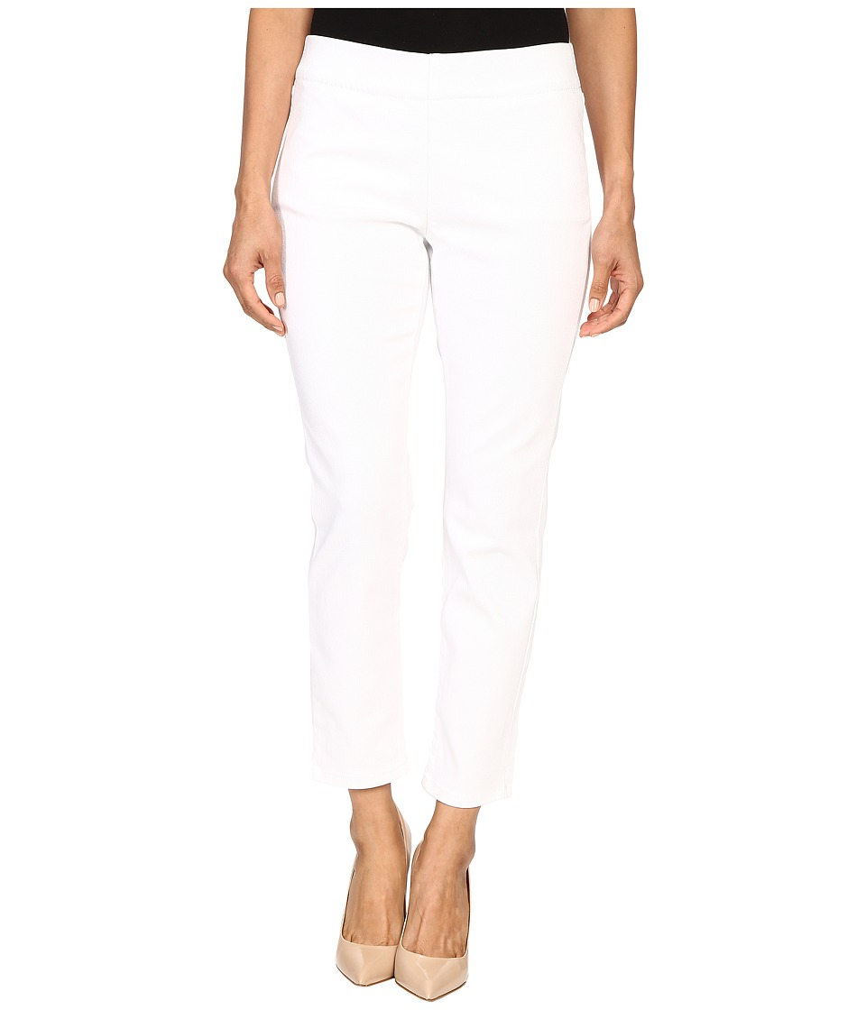 NYDJ Petite Petite Millie Ankle in Endless White (Endless White) Women's Jeans