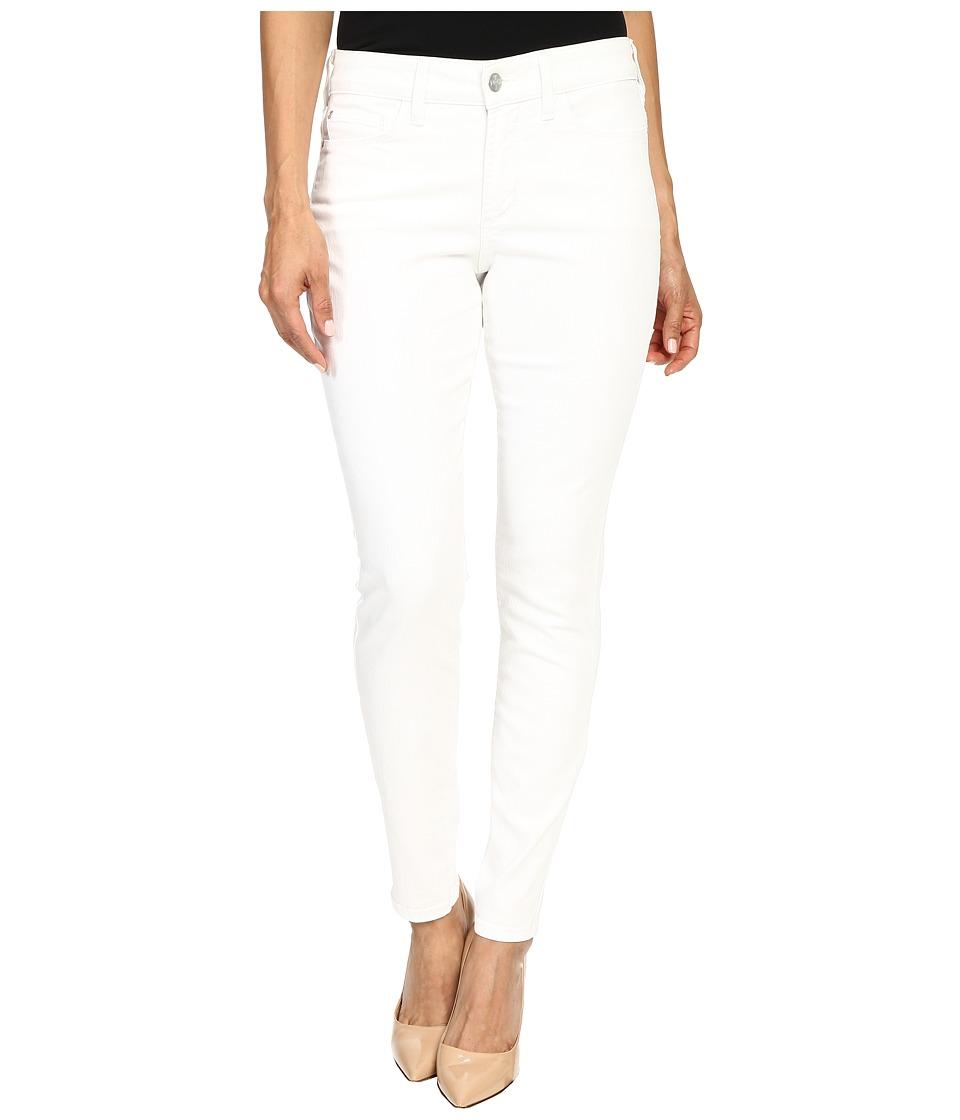 NYDJ Petite - Petite Ami Skinny Leggings in Spotless White (Spotless White) Women's Jeans