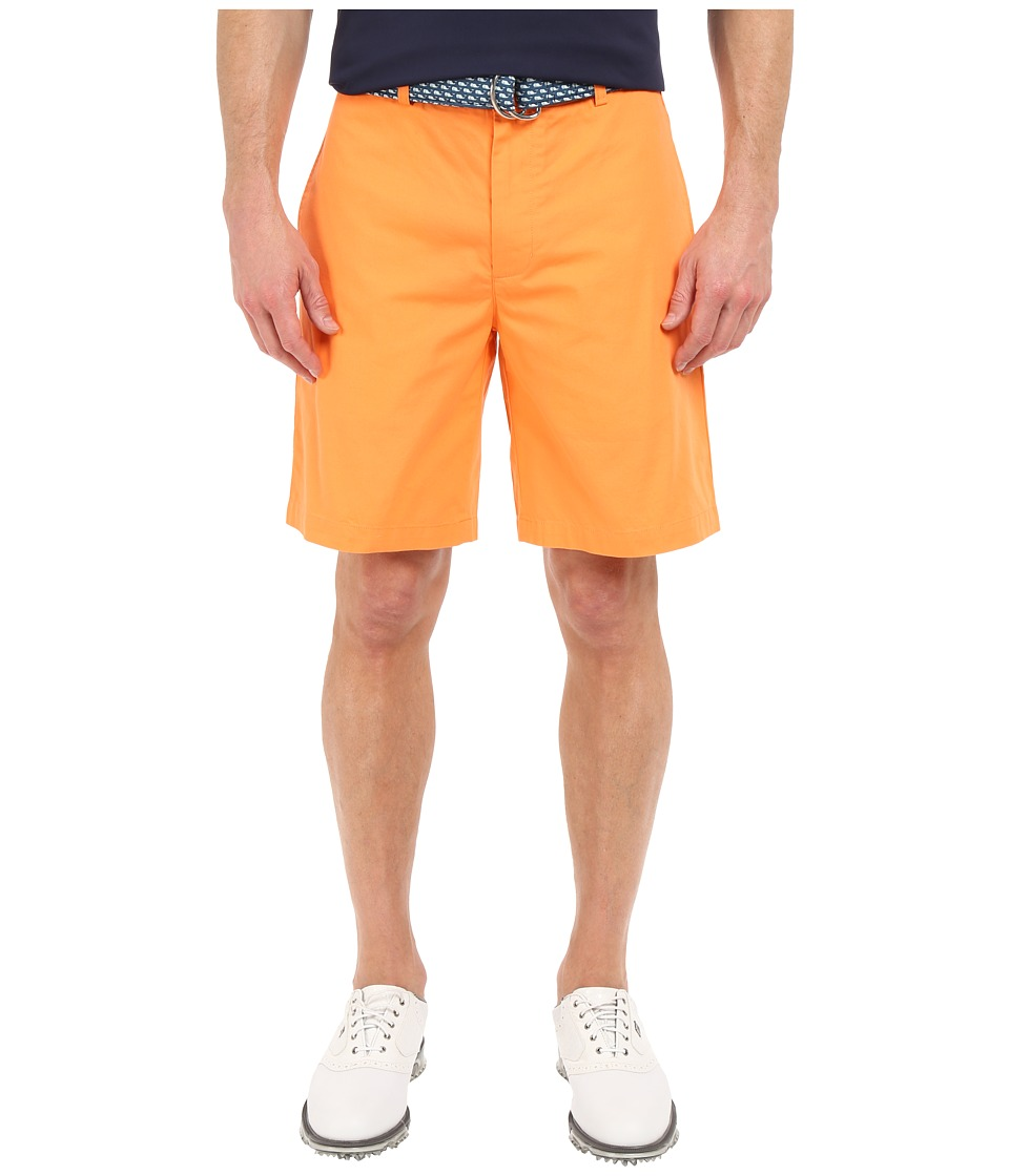 Vineyard Vines - 9 Classic Summer Club Shorts (Tigerlily) Men's Shorts