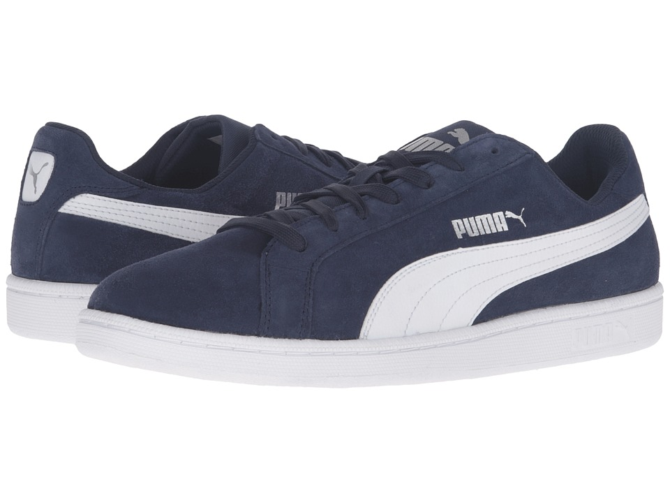 PUMA - Smash - SD (Blue) Men's Shoes