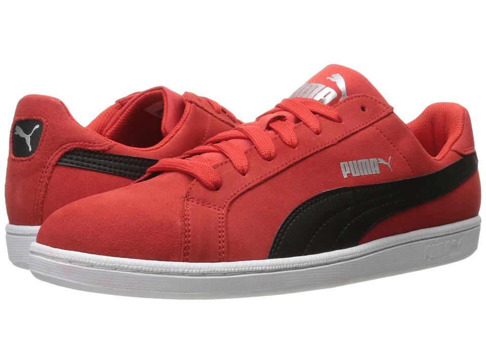 PUMA - Smash - SD (Red) Men's Shoes