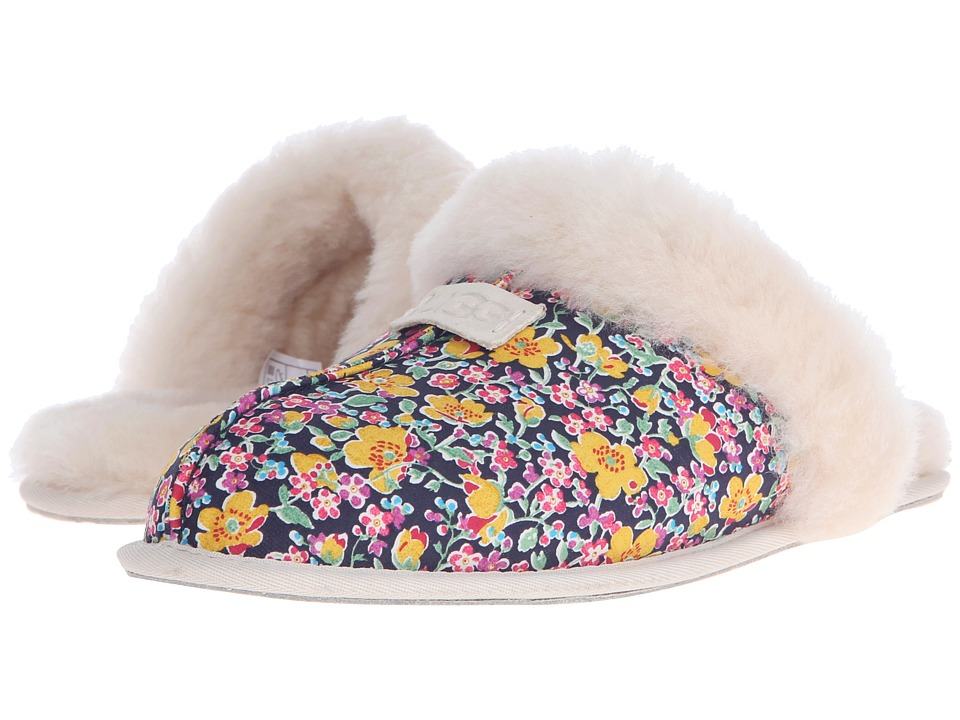 UGG - Scuffette Liberty (Antique White) Women's Shoes