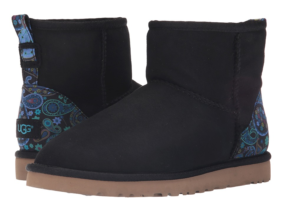 UGG - Classic Mini Liberty (Asphalt) Women's Shoes