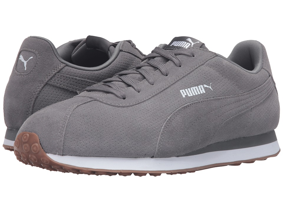 PUMA - Turin NL (Grey 1) Men's Shoes