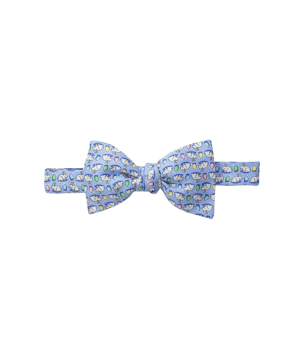 Vineyard Vines - Bow Tie-Bunny Egg (Light Blue) Ties