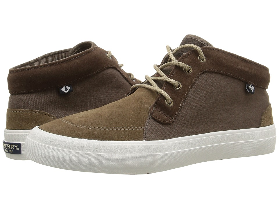 Sperry Top-Sider Crest Knoll Suede (Taupe) Women