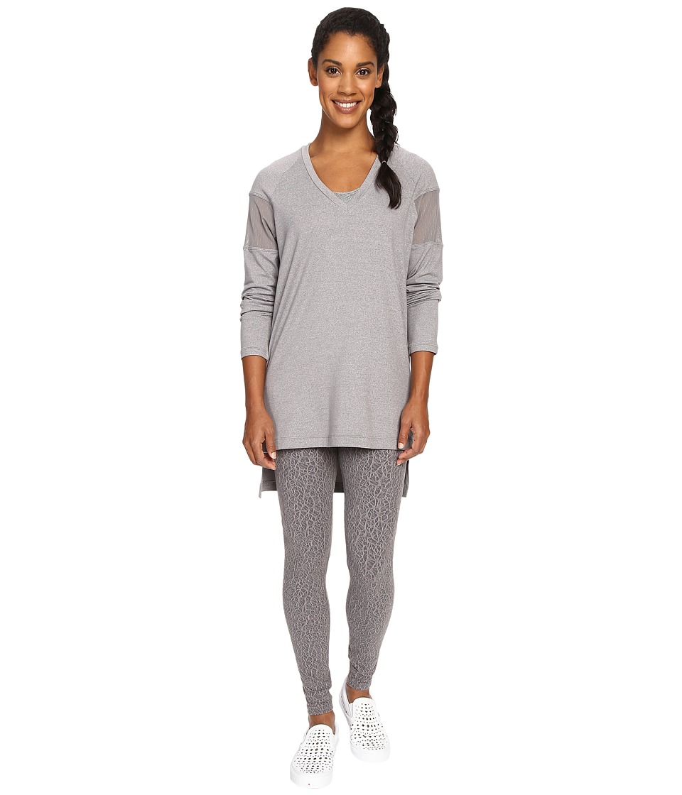 Lole - Mason Long Sleeve Tunic (Meteor) Women's Long Sleeve Pullover