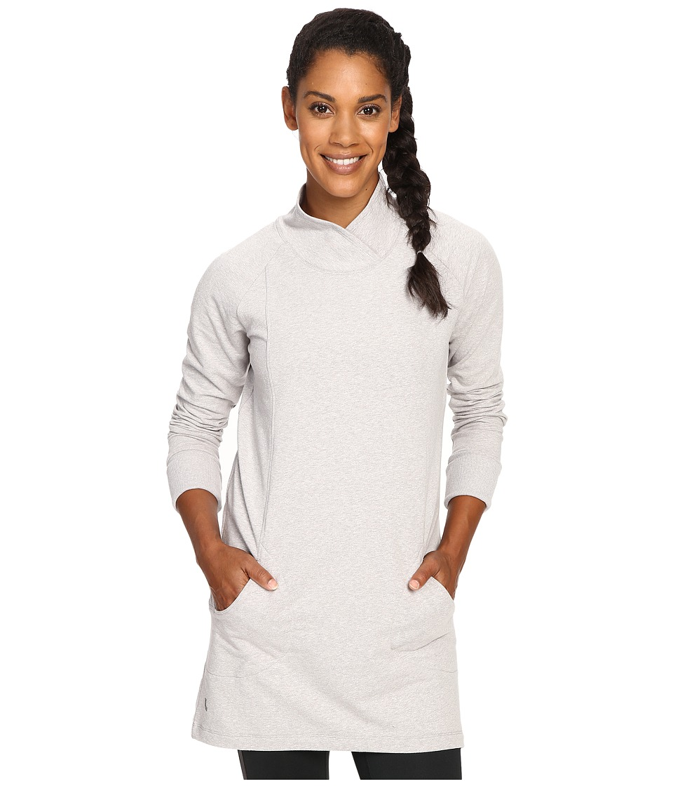 Lole - Evelina Tunic (Micro Chip Heather) Women's Long Sleeve Pullover