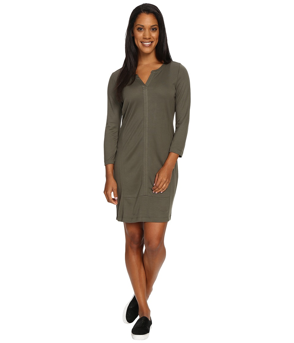 Lole Suri Dress (Khaki) Women