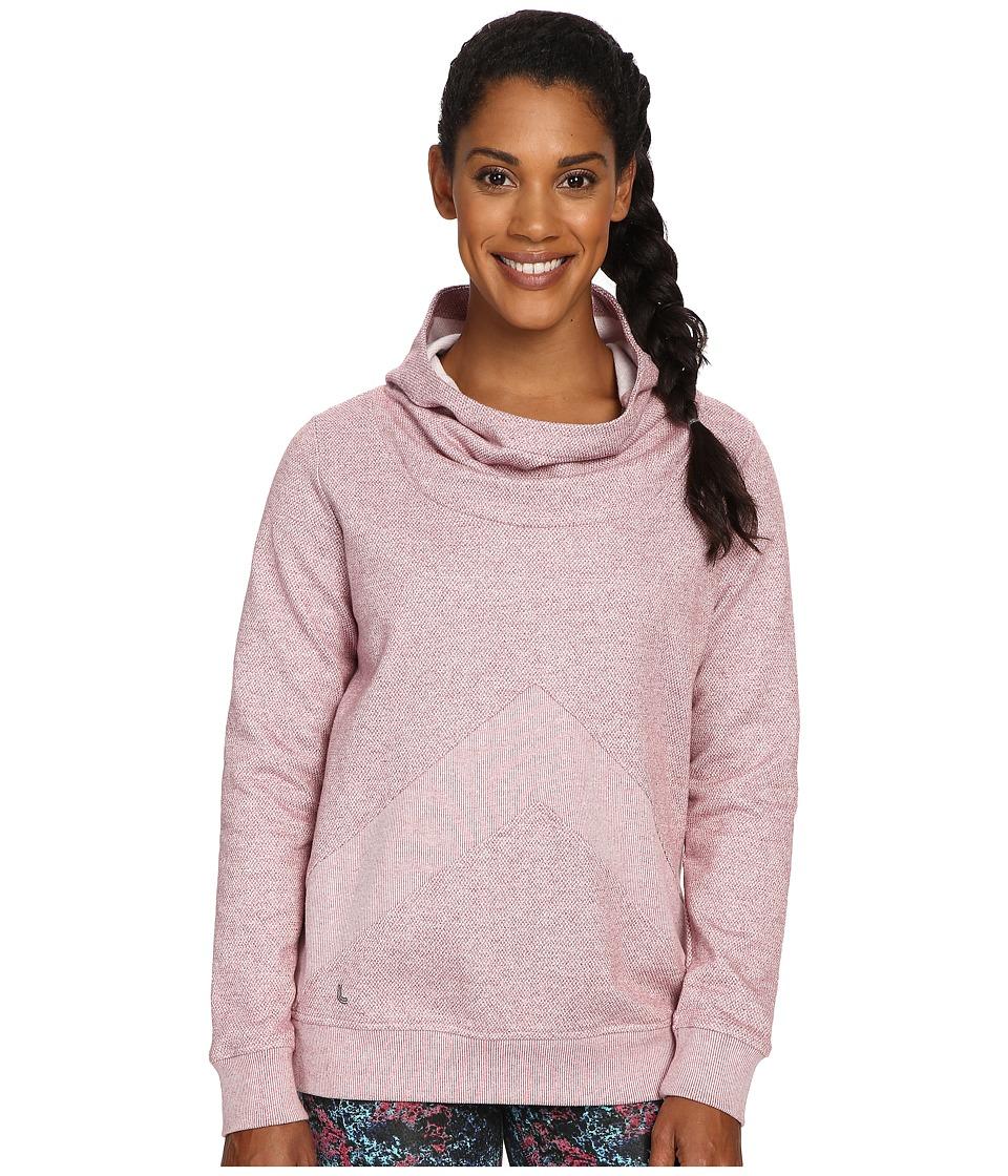 Lole - Frances Hoodie (Rumba Red Blend) Women's Sweatshirt