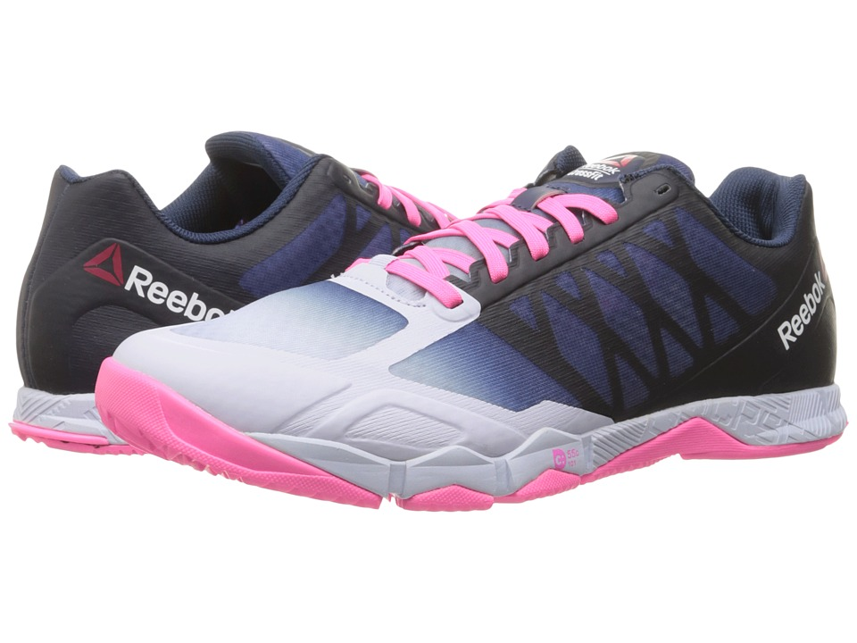 Reebok - Crossfit Speed TR (Lucid Lilac/Blue Ink/Collegiate Navy/Poison Pink/Black) Women's Cross Training Shoes
