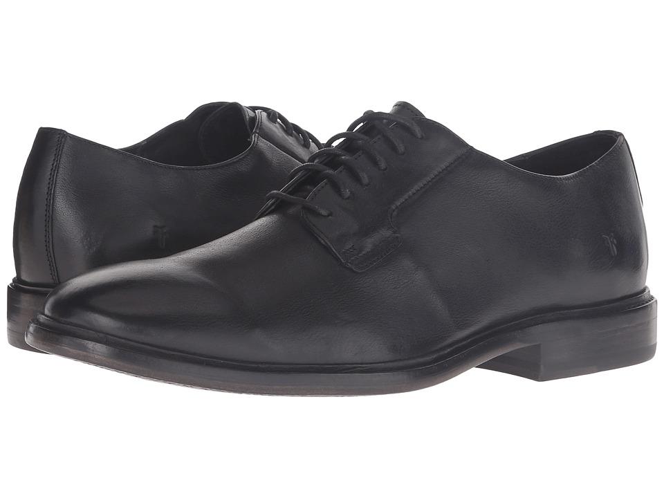Frye - Patrick Oxford (Black) Men's Shoes