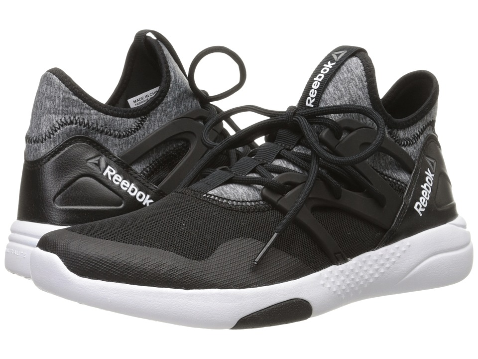 Reebok - Hayasu (Black/Shark/White) Women's Cross Training Shoes
