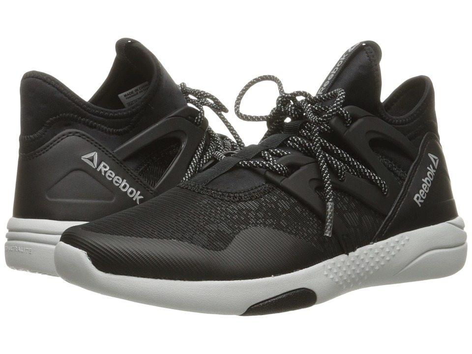 Reebok - Hayasu (Black/Skull Grey/Silver Reflective) Women's Cross Training Shoes