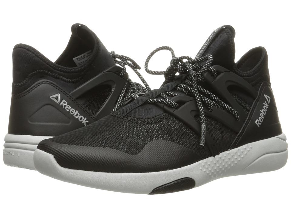 Reebok - Hayasu (Black/Skull Grey/Silver Reflective) Women's Cross Training Shoes