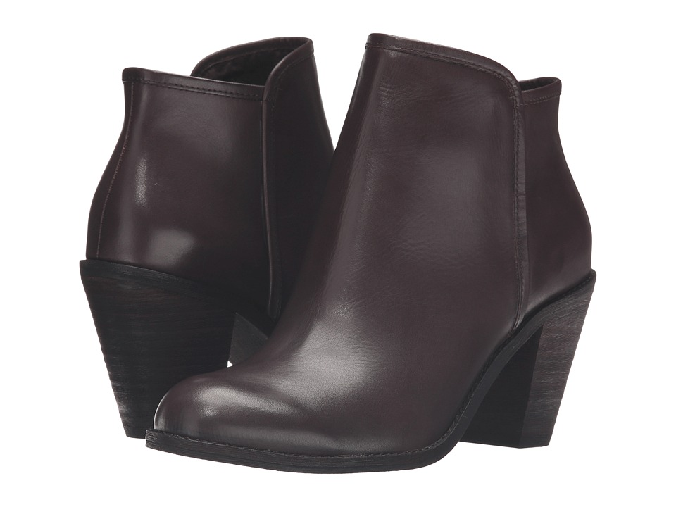 SoftWalk Frontier (Dark Brown Smooth Leather) Women