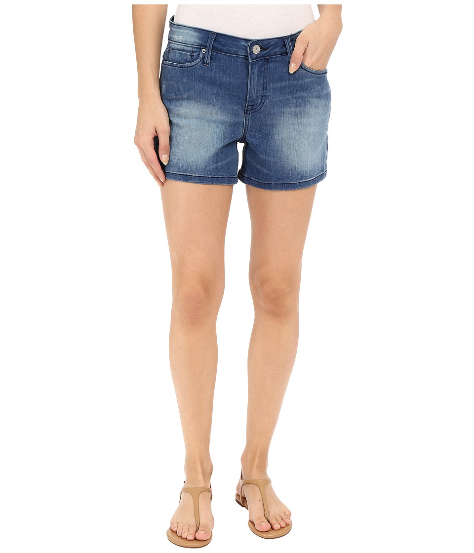 Calvin Klein Jeans - Weekend Shorts (Turk Blue) Women's Shorts