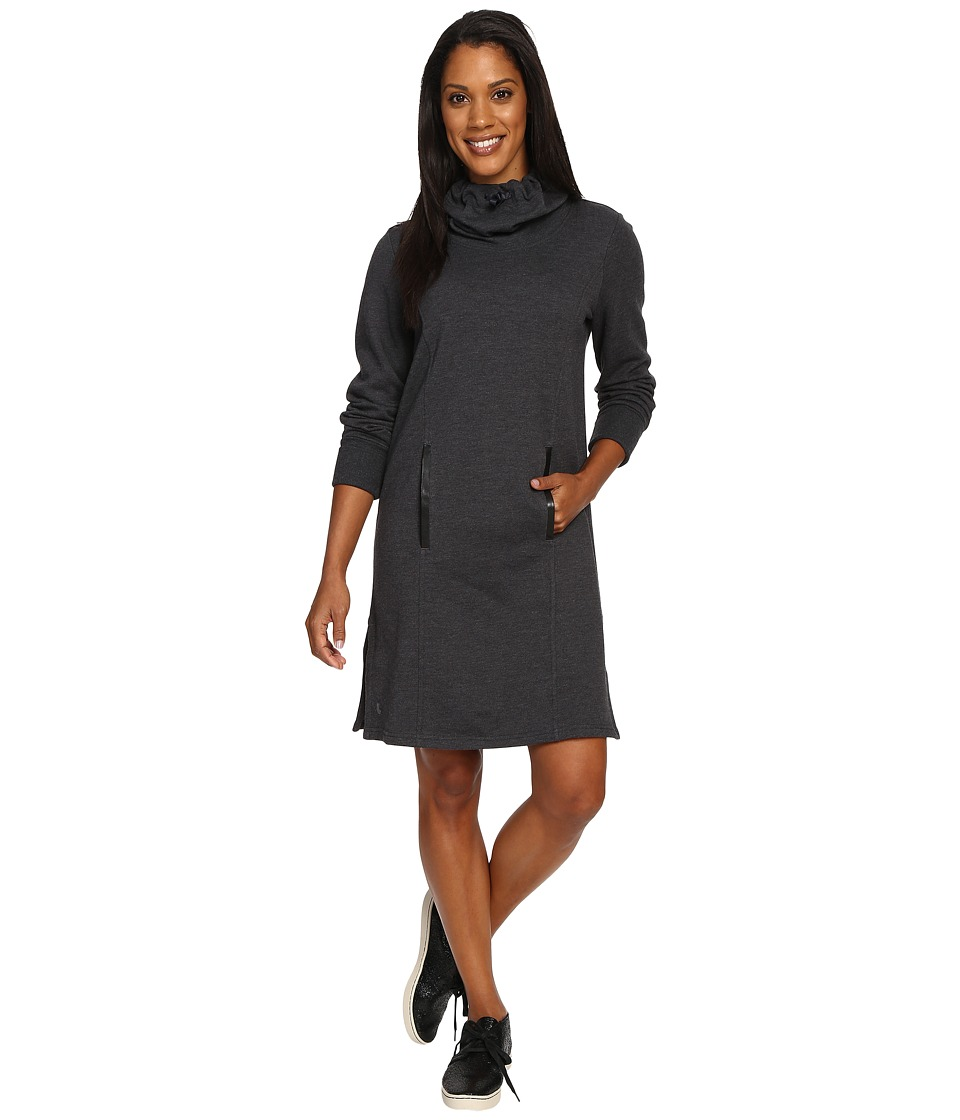 Lole - Gray Dress (Black Heather) Women's Dress