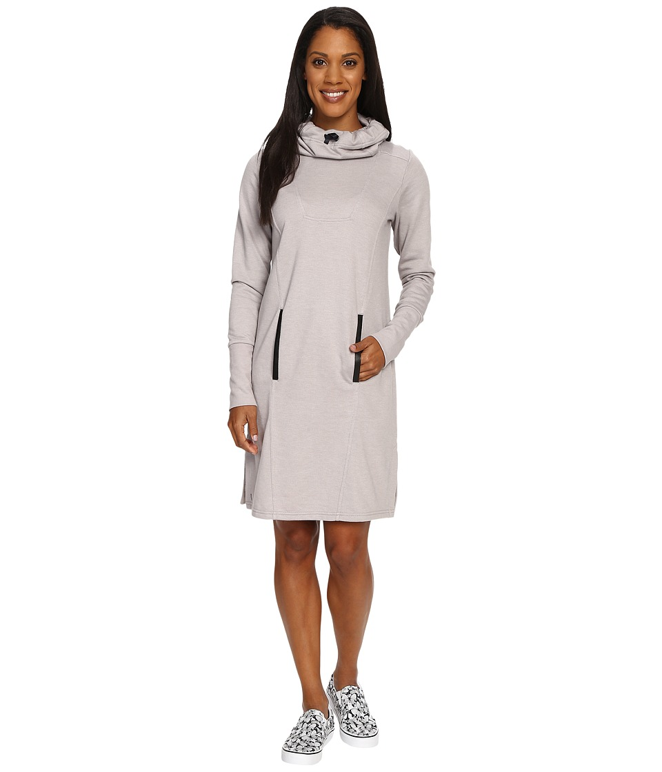 Lole - Gray Dress (Warm Grey Heather) Women's Dress