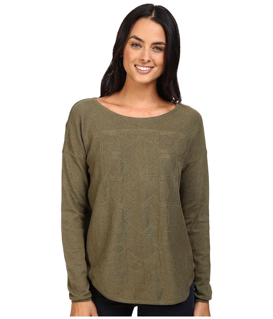 Prana - Stacia Sweater (Saguaro) Women's Sweater