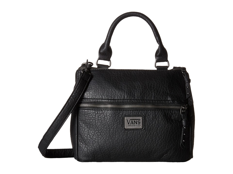 Vans - Diamonds Eye Medium Bag (Black) Cross Body Handbags