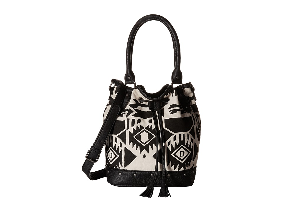 Vans - Amelia Bucket Bag (Black) Cross Body Handbags