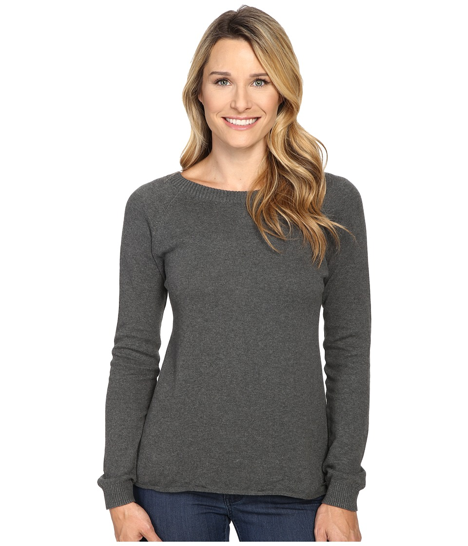 Prana - Natalia Sweater (Charcoal) Women's Sweater