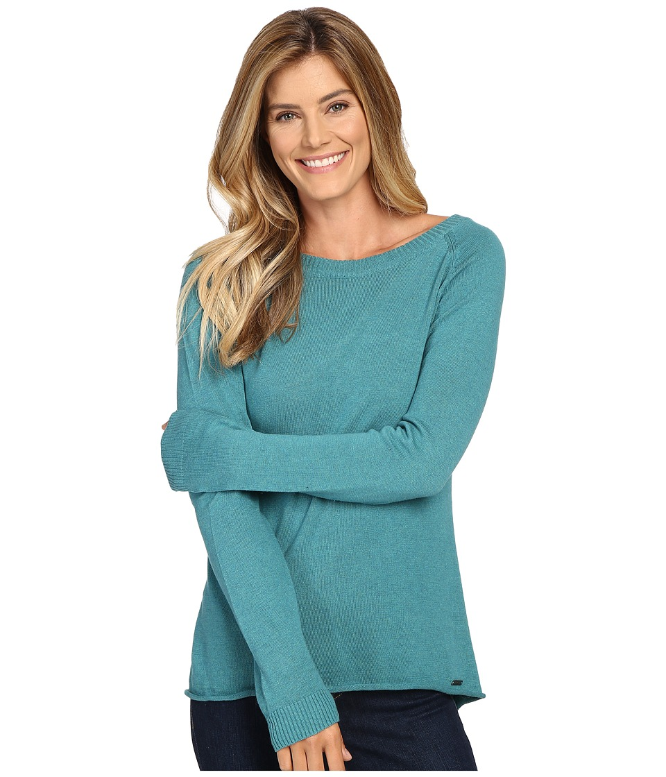 Prana - Natalia Sweater (Harbor Blue) Women's Sweater