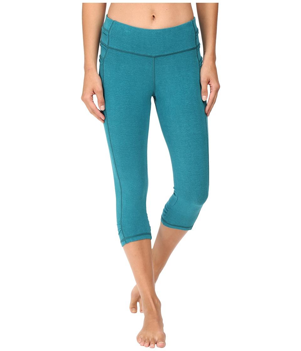 Prana - Freya Knicker (Harbor Blue) Women's Casual Pants