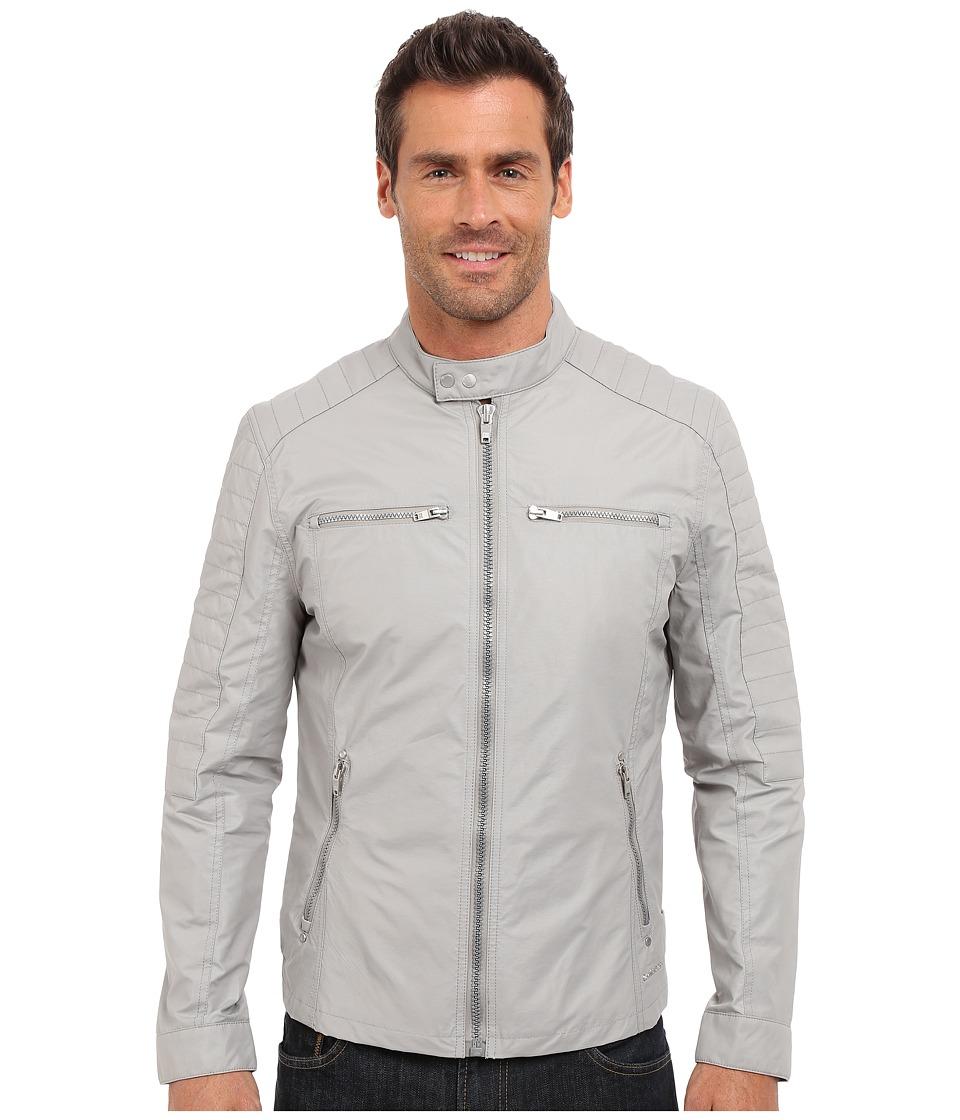 Calvin Klein Jeans - Moto Jacket (Chrome) Men's Coat