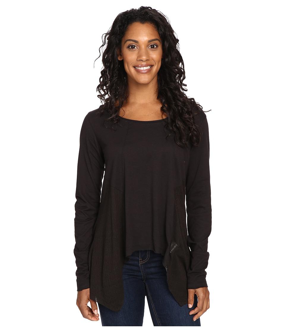 Prana - Lauriel Hoodie (Black) Women's Sweatshirt