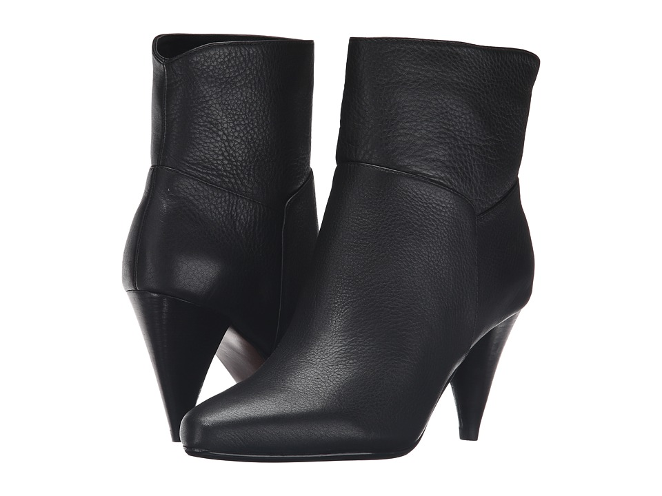 10 Crosby Derek Lam Dannie (Black Tumbled Calf) Women