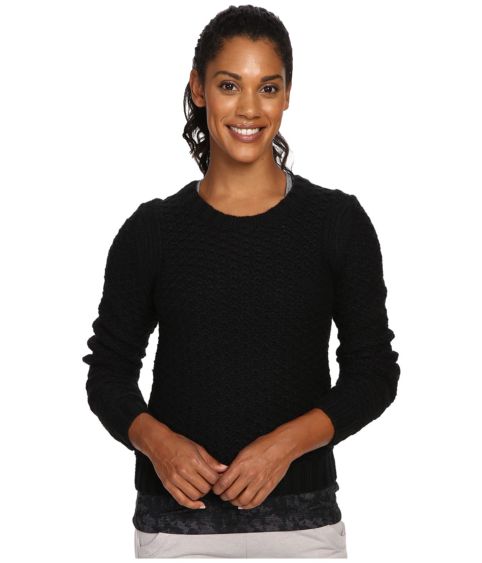 Lole - January Sweater (Black) Women's Sweater